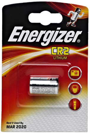 Батарейка Energizer CR2 Lithium Photo BP1