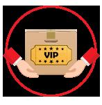 VIP доставка