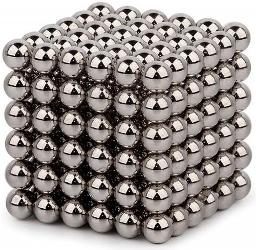 Куб из неодимовых магнитов - фото