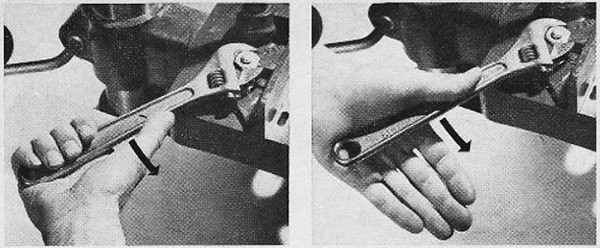 Как выглядит гаечный ключ