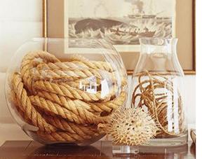 Веревка и стекло